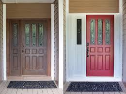 painting a front doorFront Door  Painting a Front Door  DIY Ducklings