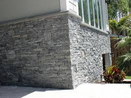 exterior stone veneer panels. greenwich gray ledgestone thin stone is an all natural veneer used for fireplaces, chimneys, and siding. exterior panels