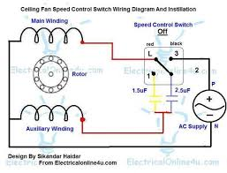 single vs dual capacitor ceiling fan switch ceiling fan ideas Ceiling Fan Switch Wiring Diagram ceiling fan switch single capacitor vs dual pranksenders