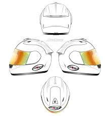 design capirossi s u s grand prix helmet