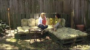 Porch Makeover Progress DIY Outdoor Chair Cushions  Atta Girl SaysDiy Outdoor Furniture Cushions