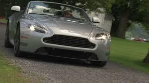 Aston Martin Vantage GT 2015 Review - YouTube