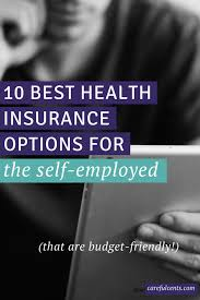 Online Health Insurance Quotes Gorgeous 48 Affordable SelfEmployed Health Insurance Options When You're On