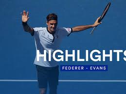 US Open 2019 | 3. Runde: Roger Federer - Daniel Evans | Highlights - Tennis  Video - Eurosport