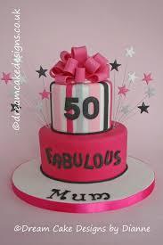 7194 Mum 50 Fabulous Serves 20 Décoration Fondant Mon