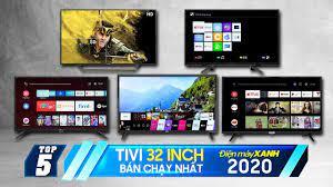 Top 5 tivi 32 inch bán chạy nhất Điện máy XANH 2020 - YouTube