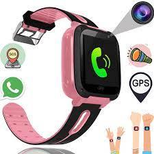 Trẻ Em Thông Minh 16G TF Card Cho Bé Gái Bé Trai GPS Tập Thể Hình