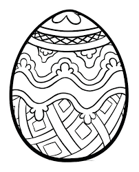 Coloring Sheets Easter Eggs Eggs To Coloring Pages Coloring Pictures