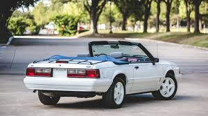 1992 Ford Mustang LX Convertible | F142.1 | Dallas 2016