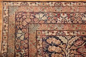 antique kerman tree of life design persian rug 41805 corner nazmiyal