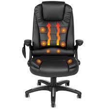 Office Chair Massager Executive Ergonomic Heated Vibrating ...
