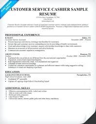 Resume Template For Customer Service Interesting Free Customer Service Representative Resume Sample Template