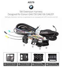 eonon wiring harness wiring diagram and hernes eonon a0579 specific bmw installation wiring harness