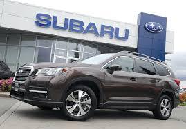 Review Subaru Ascent Rising Up Sales Charts North Shore News