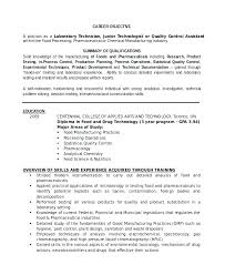 Sample Cover Letter For Lab Assistant Free Cover Letters For Resume