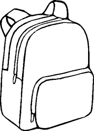 Small Picture School Backpack Coloring Pages Back To School Backpack Coloring