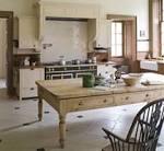 Georgian Era Kitchen
