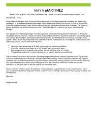 cover letter template samples marketing manager cover letter examples for marketing livecareer