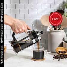 We are a new, fresh, and customer oriented coffee shop that believes in quality above quantity. La Colombe Coffee 101 Class With Beans And French Press Delivery Fever