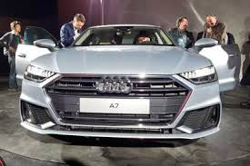 new audi 2018. brilliant 2018 audi a7 sportback  reveal front throughout new audi 2018