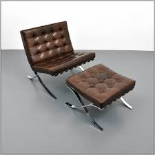 Barcelona Chair And Ottoman Dimensions - Chairs : Home Decorating ...