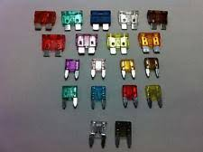 kia carens fuses fuse boxes spare emergency travel fuse box fuses blade an mini spade van jeep mpv caravan