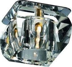 <b>Встраиваемый светильник Novotech Crystals</b> 369285 — купить в ...
