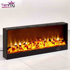 decor flame electric fireplace parts