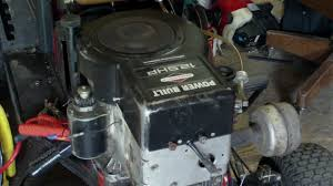new engine! 12 5 hp horsepower briggs and stratton power built briggs and stratton 12.5 hp engine wiring diagram Briggs And Stratton 12 5 Hp Engine Wiring Diagram #13