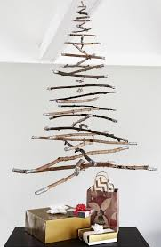 Time To Gather Twigs And Branches To Make A Christmas Tree This Twig Tree Christmas
