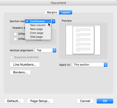 Add Or Delete A Page In Word For Mac Word For Mac