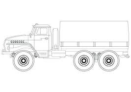 logging coloring pages semi truck coloring pages coloring pages trucks with long trailer