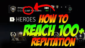 For Honor Gear Chart Season 3 How To Reach 100 Rep Fastest Way To Level Up For Honor