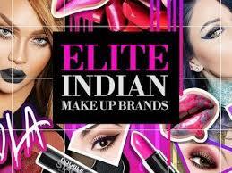 indian makeup brands