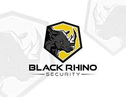 Black Rhino Design Logo Design 146 Black Rhino Security Design Project