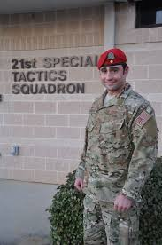 Special tactics officer saves N C woman Air Force Special
