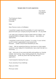Aviation Cover Letter Examples Memo Example