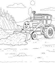 Printable Free Cartoon Thomas The Train