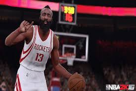 Последние твиты от james harden (@jharden13). Nba 2k16 Best Basketball Game To Date E Sports News Top Stories The Straits Times