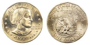 1979 Dollar Coin Value Chart 1979 D Susan B Anthony Dollar Coin Value Prices Photos Info