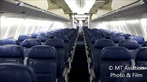 Delta 757 300 75y Cabin Tour Comfort Youtube