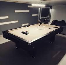 american slate pool table