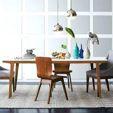 west elm dining room table scroll to previous item west elm parsons dining room table