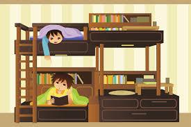 cartoon bunk bed. Kids-room-bunk-bed-moms-bunk-house Cartoon Bunk Bed