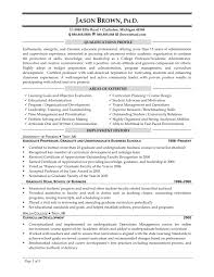phd cover letter resume professor job careerperfect academic skill cover phd letter