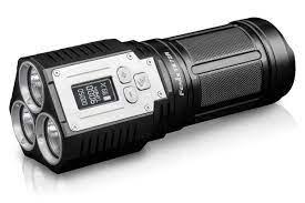 Fenix TK72R Şarjlı El Feneri 9000 Lümen Fiyatı, Fenix TK72R Şarjlı El  Feneri 9000 Lümen Özellikleri