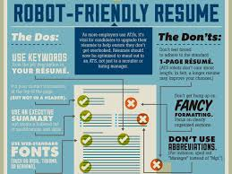 How To Get Past The Robots That Are Reading Your Resume Business