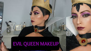 disney s evil queen makeup tutorial