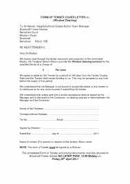 Tender Application Letter Example Housekeeping Porter Sample Resume