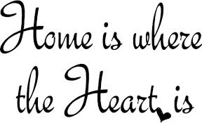 Home Is Where The Heart Is Quote Clipart Panda Free Clipart Images Inspiration Home Is Where The Heart Is Quote